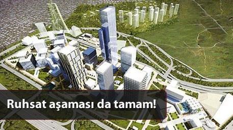 İstanbul Finans Merkezi'nde ruhsat alındı, sıra satışta!