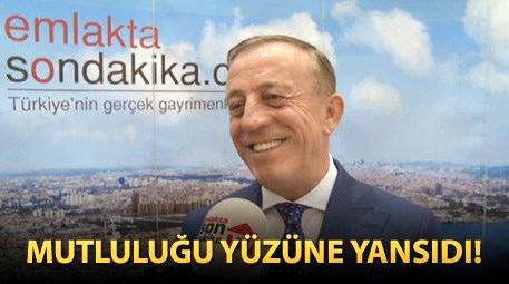 Ağaoğlu, İstanbul Finans Merkezi için ruhsatı kaptı!