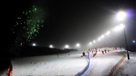 kayak gösterisi