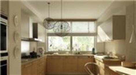 İntema Mutfak Somna ile modern ve sıcak  mutfaklar…