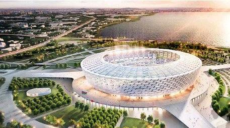 Bakü Olimpiyat Stadyumu