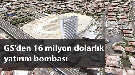 Mecidiyeköy'e Ali Sami Yen Oteli geliyor