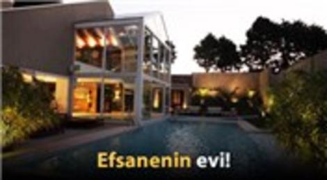İşte Alex De Souza'nın evi!