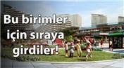 Batışehir'in dükkanlarına 1,500 kişi talip oldu!