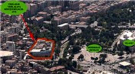 Gaziantep'teki alışveriş merkezi yıkılıyor! Yerine...
