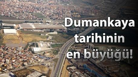 Dumankaya'dan Çayırova'ya 1 milyar liralık proje!