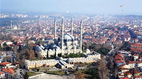 Edirne'nin turizm ayağı