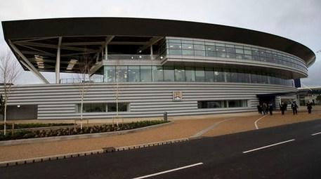 200 milyon sterlinlik yeni tesisler açıldı!