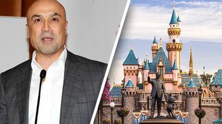 Rixos Antalya'ya Disneyland'ı getirecek!