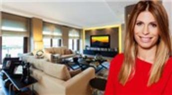 Didem Antebi, Emirgan'daki villasının kapılarını açtı