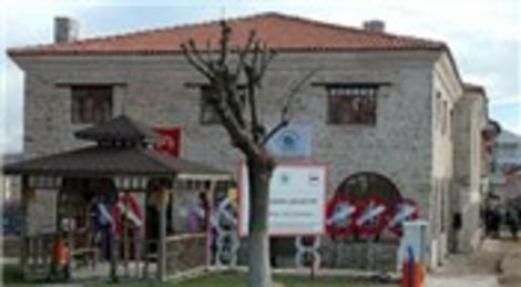 Karabük'ün 130 yıllık tarihi Taşhan hizmete açıldı