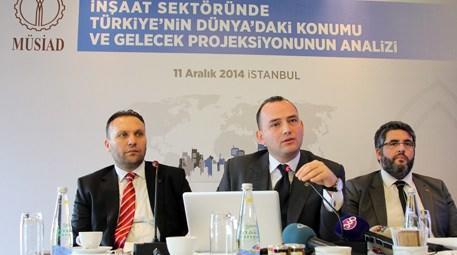 İnşaat Sektöründe Türkiye'nin Dünyadaki Konumu ve Gelecek Projeksiyonu