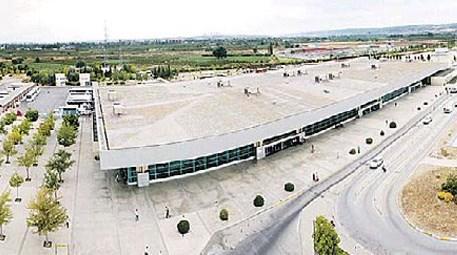 Bursa Otobüs Terminali'nde hedef, havaalanı konsepti...