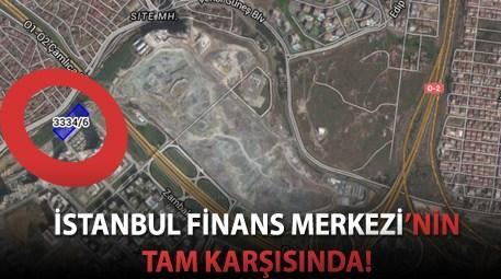 Ataşehir'deki İller Bankası arsasının imar planı askıda!