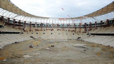 Bursaspor Stadı ne zaman bitecek?