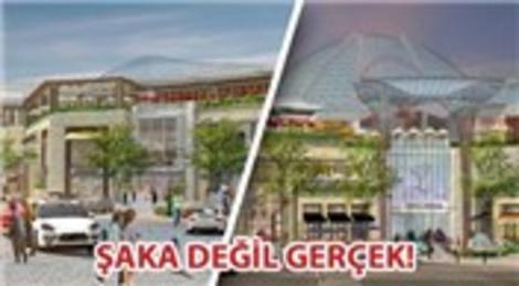 İstinye Park AVM İzmir projesi için düğmeye basıldı!