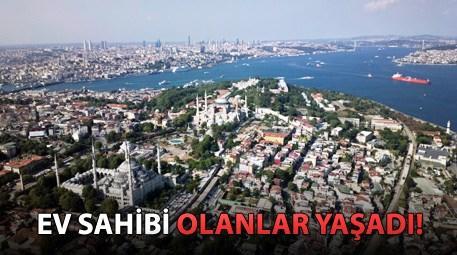 Emlak fiyatları arttı, herkes Türkiye'ye hayran kaldı!