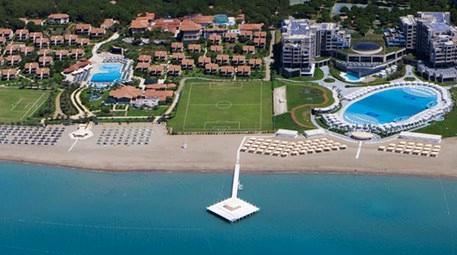 Denize sıfır bir tatil köyü için 5 yıldızlı fırsat!