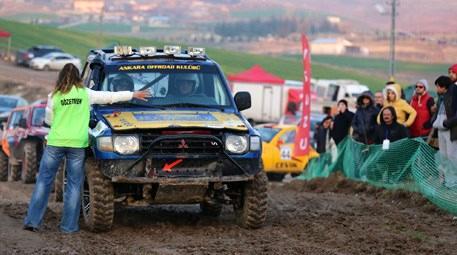 Mebuskent, Ankara Off Road Şampiyonası'na  parkur açtı