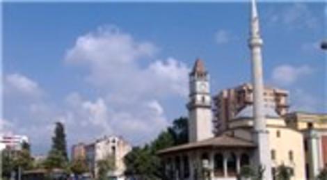 Diyanet Vakfı Balkanlar'ın en büyük camisini Tiran'a yapıyor