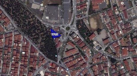 Güngören Merkez Mahallesi'nin haritası