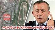 Ağaoğlu Bakırköy 46'nın arsası icradan satışa çıktı!