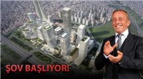 Ağaoğlu, İstanbul Finans Merkezi'nde inşaata başlıyor!
