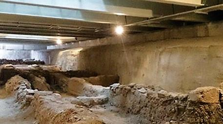 Tarihi kalıntıların AVM'de sergilenmesi kararı iptal edildi!