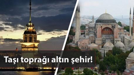 İstanbul'da gezilebilecek en güzel 20 yer!