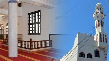 Nsikiti Ngaziya Camisi, TİKA desteğiyle yenilendi!