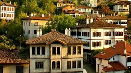 Evleriyle ünlü şehirde şimdi de tarihi çeşmeler hayat buluyor!