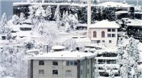 Doğu'da kar bastıracak! Ardahan -11 derece!