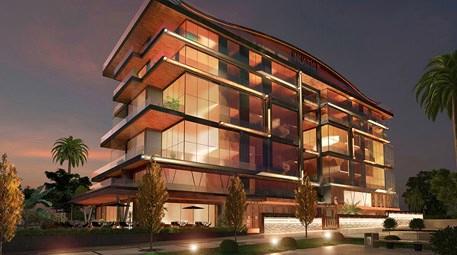 Nlatis Luxury Loft Residence blokları
