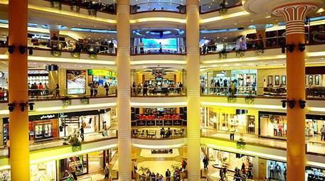 alışveriş merkezleri sektörü