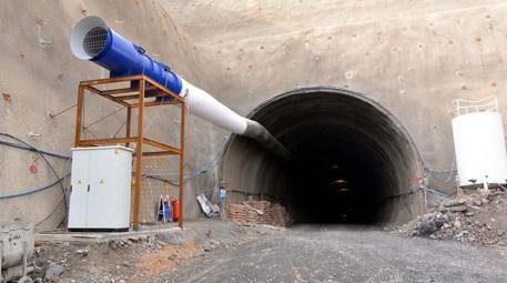 Türkiye'nin en uzun demiryolunun 250 metresi açıldı