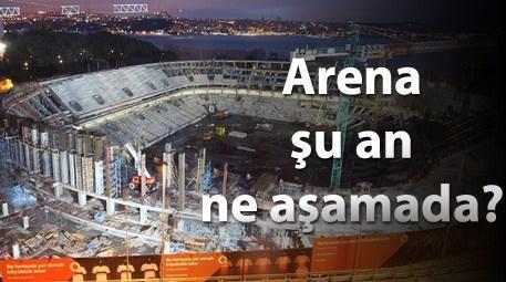 Beşiktaş'tan Vodafone Arena'da yılbaşı partisi!