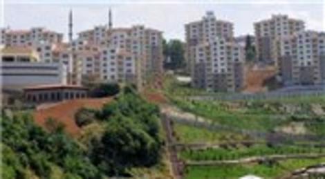 TOKİ Trabzon Çaykara'da konut yapımına başlıyor!
