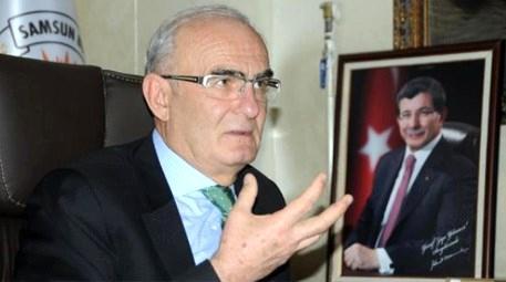 Samsun Büyükşehir Belediye Başkanı Yusuf Ziya Yılmaz