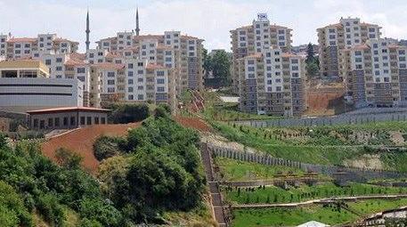 TOKİ Trabzon konutları