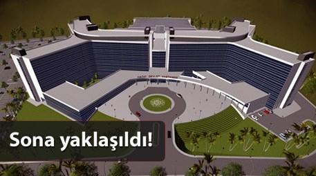 Hatay 780 Yataklı Devlet Hastanesi
