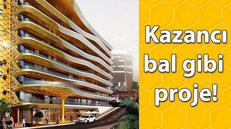 Taksim Petek Residence satışa çıktı!