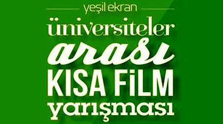 Yeşil Ekran Kısa Film Yarışması için geç kalmadınız!