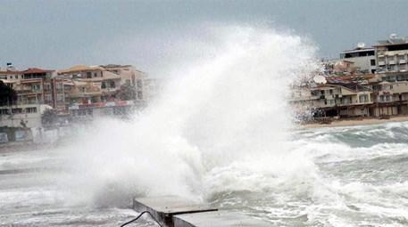 Bu bölgelerde yaşayanlar aman dikkat! Fırtına geliyor!