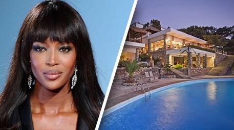 Ünlü model Naomi Campbell Türk otele ortak oluyor!
