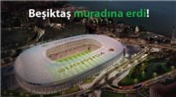 Vodafone Arena için 100 milyon liralık kredi alındı!