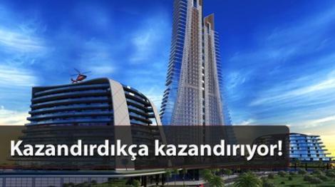 Sarphan Finanspark'tan 12 günde 2.3 milyon liralık değer!