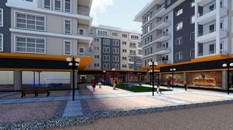 Çanakkale'nin ilk ve tek kentsel dönüşüm projesi