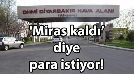 Zuart Sudjian Diyarbakır Havaalanı