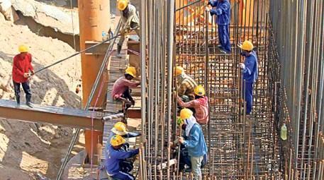 İstihdam şampiyonu inşaat sektörü oldu!