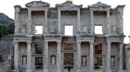 Efes Antik Kenti'nin 22 yıllık hayali gerçekleşiyor mu?